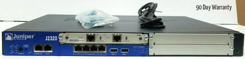 Juniper J2320-JB-SC 400 Mbps 4-Port Gigabit Wired Router