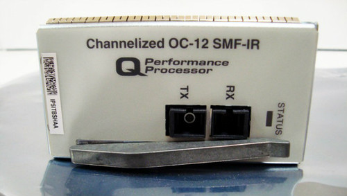 Juniper 1-port Channelized OC-12 IQ PIC Module