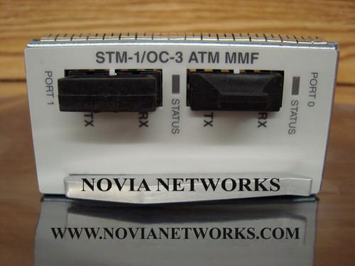 PE-2OC3-ATM-MM   OC-3/STM-1 Module
