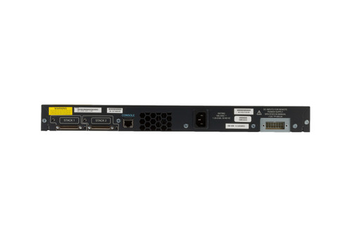 Cisco Catalyst 3750 48 Port Switch WS-C3750-48TS-E