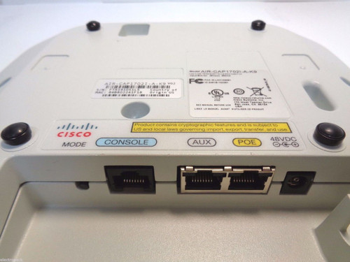 Cisco AIR-CAP1702I-A-K9 Access Point