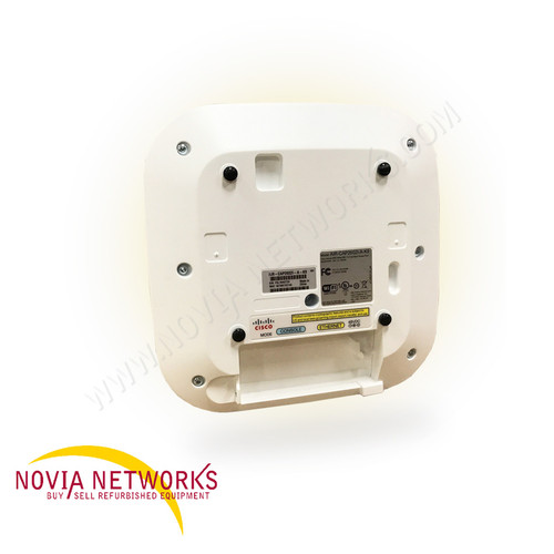 AIR-CAP2602E-A-K9 Cisco Aironet 2600 Series Access Point - Back