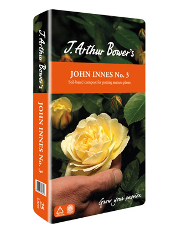 John Innes No.3 Compost 25 Litre