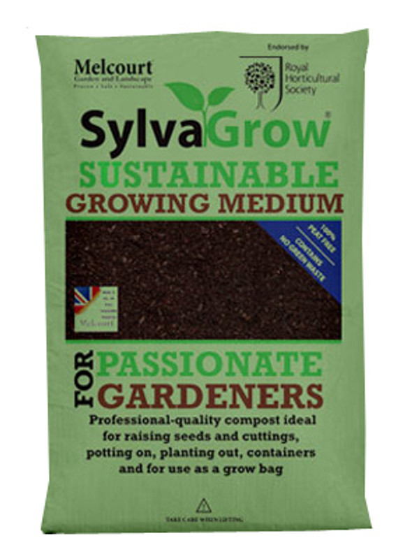 SylvaGrow Peat Free Multipurpose Compost 50 Litre
