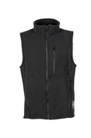 Alpha Vest, Front View, Fleece FR Vest, Flame Resistant Vest