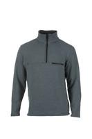 Elements FR Sweatshirt, Front View, Flame Resistant Sweatshirt, Gray