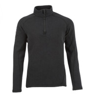 Livewire 1/4 Zip Shirt, Front View, Livewire FR Shirt, FR Quarter Zip, Flame Resistant Quarter Zip