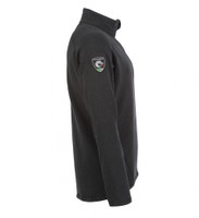 Livewire 1/4 Zip Shirt, Side View, Livewire FR Shirt, FR Quarter Zip, Flame Resistant Quarter Zip