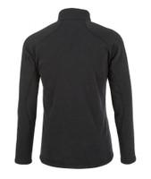 Livewire 1/4 Zip Shirt, Back View, Livewire FR Shirt, FR Quarter Zip, Flame Resistant Quarter Zip