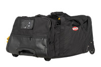 Beast Rolling Duffel Bag, Rolling Duffel Bag, Side View, Large Rolling Duffel Bag, Angled View