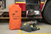 Decon Bag, Standing, Waterproof Decontamination Bag, Reusable Decontamination Bag, 75L Decontamination Bag, 75L Dry Bag, Lifestyle