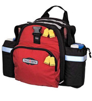 Fireball Bag, Front View, Wildland Fire Bag, Replacement Wildland Bag