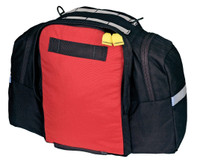 Firefly Gear Bag, Back View, Wildland Gear Bag, Replacement Wildland Bag