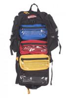 Firefly Medic Gear Bag, Open View, Wildland Medic Bag, Replacement Medic Bag