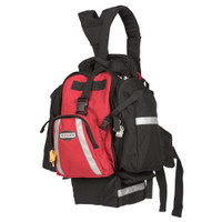 Firefly Pack, Side Angle View, Wildland Fire Pack, Wildland Firefighting Backpack