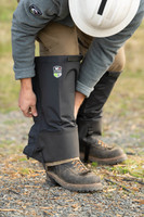 FR Waterproof Leg Gaiters, Front View, Wildland Accessories, Wildland Leg Gaiters, Lifestyle