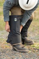 DragonWear, FR Waterproof Leg Gaiters, Front View, Accessories, NFPA 70E