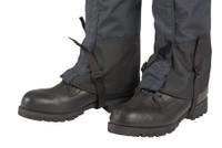 FR Waterproof Leg Gaiters, Side Angle View, On Boots, Wildland Accessories, Wildland Leg Gaiters
