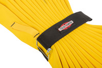 Grenade Hose Straps, Top Close-up, Fire Hose Straps, Quick Release Fire Hose Straps