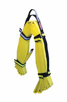 High Rise Hose Straps, Front View, Fire Hose Straps, High Rise Fire Hose Straps