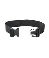Hip Belt Extender, Front View, Hip Strap Extension, Wildland Pack Accessories