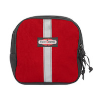 Personal Pouch, Front View, Wildland Accessory Pouch, Wildland Pack Pouch, Red