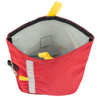 Sidewinder Mask Bag, Open View, SCBA Bag, Firefighter SCBA Bag, SCBA Mask Bag