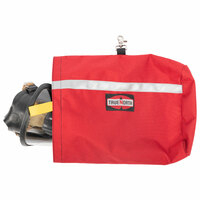 Sidewinder Mask Bag, Side View with Mask, SCBA Bag, Firefighter SCBA Bag, SCBA Mask Bag