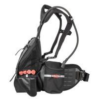 Fastback Pack, Side View, Wildland Web Gear, Wildland Engine Pack, Wildland Backpack