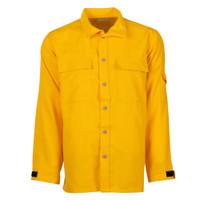 Wildland Brush shirt, front, collar down