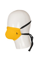 Wildland Face Mask, Angled View