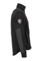 Exxtreme Jacket, Side View, Super Fleece Jacket, Reinforced FR Fleece Jacket, CAT 4 FR Fleece, 2112 Fleece Jacket, 1977 Fleece Jacket