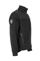 Exxtreme Jacket, Side Angle View, Super Fleece Jacket, Reinforced FR Fleece Jacket, CAT 4 FR Fleece, 2112 Fleece Jacket, 1977 Fleece Jacket