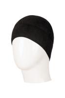 Big Chill, Front angle, Super Fleece Collection, Beanie, Headwear, NFPA 70E, NFPA 2112, Black