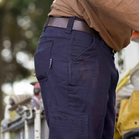 High Line Pant, Side View, FR Woven Pant, Lifestyle, NFPA 2112