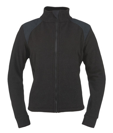 Exxtreme Jacket Womens, Front View, Fleece FR Jacket, Rip Stop FR Jacket, Flame Resistant Jacket