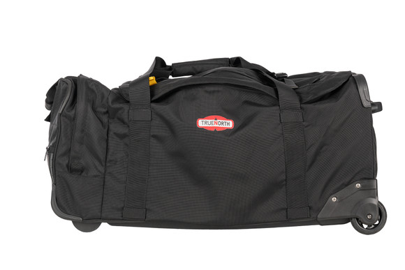 Beast Rolling Duffel Bag, Rolling Duffel Bag, Side View, Large Rolling Duffel Bag
