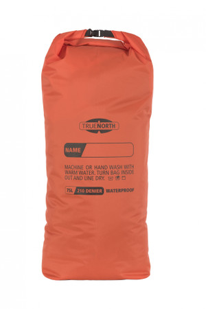 Decon Bag, Front View, Waterproof Decontamination Bag, Reusable Decontamination Bag, 75L Decontamination Bag, 75L Dry Bag