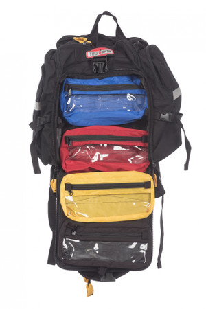Firefly Medic Gear Bag, Open View, Wildland Medic Bag, Replacement Medic Bag