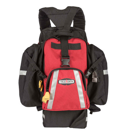 Firefly Pack, Front View, Wildland Fire Pack, Wildland Firefighting Backpack