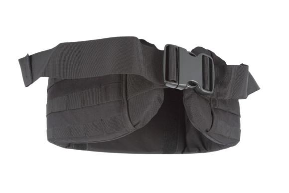 Replacement Hip Belt, Front View, Hip Belt for Fire Packs, Backpack Hip Belt, MOLLE Hip Belt