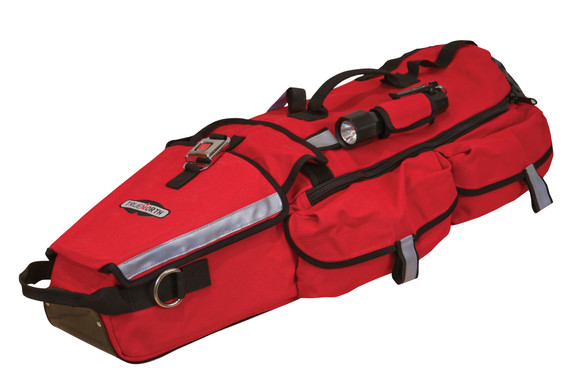 L-2 RIT Bag, Side Angle View, Rapid Intervention Team Bag, Firefighter Rescue Bag