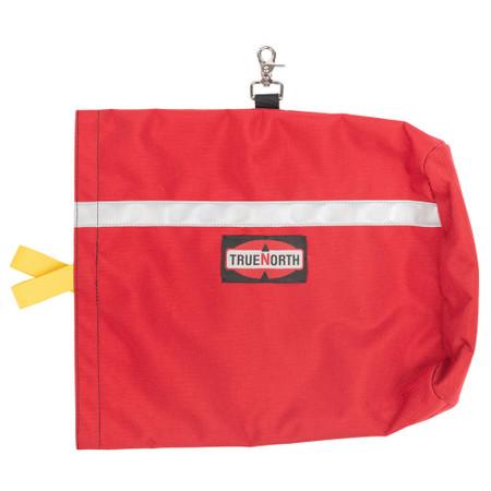 Sidewinder Mask Bag, Front View, SCBA Bag, Firefighter SCBA Bag, SCBA Mask Bag