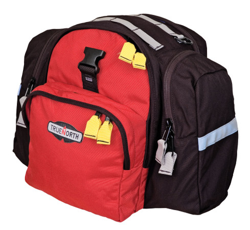 Spitfire Bag, Side Angle View, Wildland Fire Bag, Replacement Spitfire Bag, Willdand Fire Pack Bag