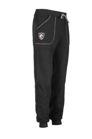 Maxx Pants, Side Angle View, FR Fleece Joggers, FR Fleece Pants, Flame Resistant Fleece Sweatpants