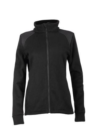 Exxtreme Jacket Women's, Front View, Super Fleece Jacket, Reinforced FR Fleece Jacket, CAT 4 FR Fleece, 2112 Fleece Jacket, 1977 Fleece Jacket