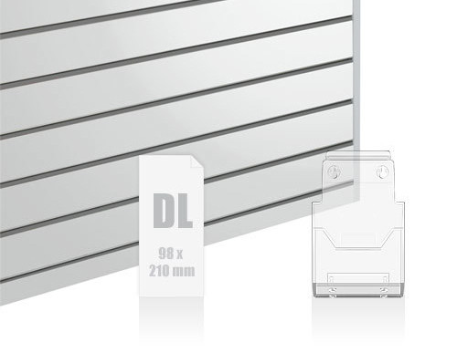 DL Brochure Holder (1/3 A4)