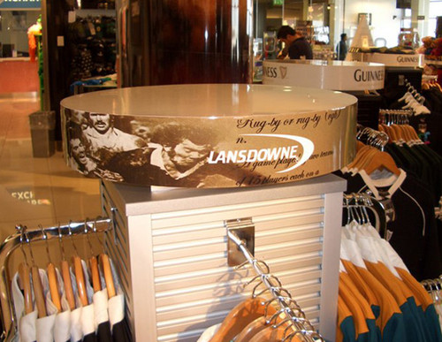 Point of Sale Display  - Lansdowne