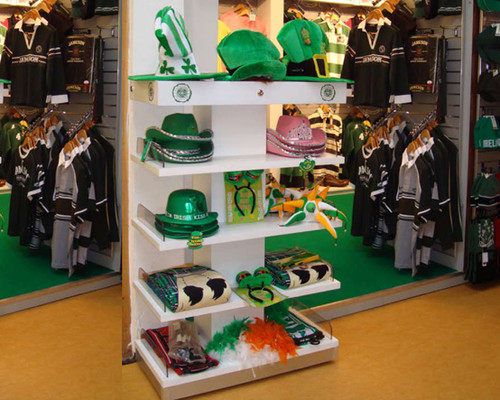 Point of Sale Display - Traditional Craft