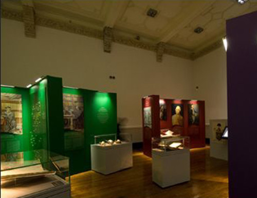 Exhibition Stand Design Europe : Exhibition stand strangers to citizens: the irish in europe 1600